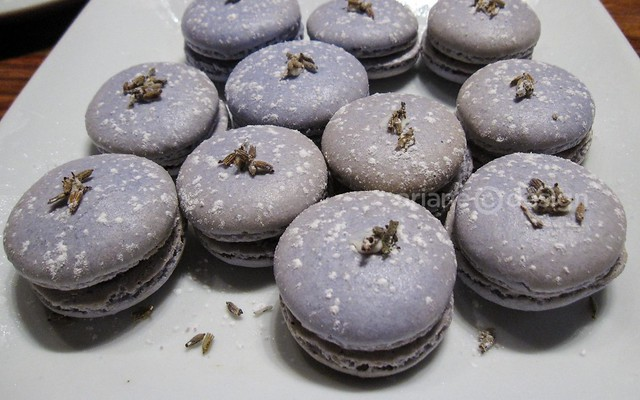 Simply French Cafe Macaron Class-15