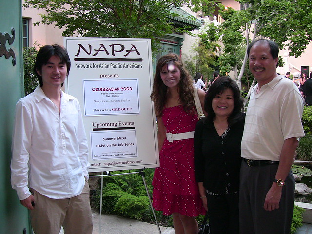 2009-5-13「Supporting W.B.'s NAPA for Asian Pacific American Heritage Month」
