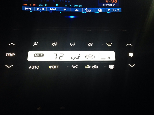 Converting Dash to LEDs XLE Auto Climate Control, Gear