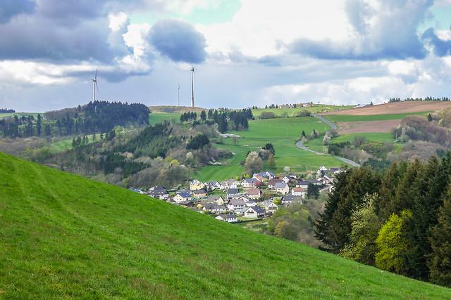 Prümtal landscape 1