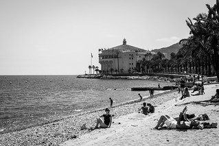 Descanso Beach, Catalina