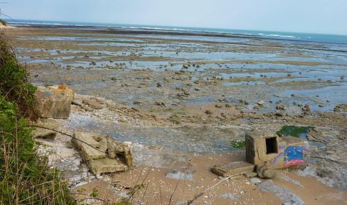 Vestiges seconde guerre mondiale, Ile d' Oleron, Chassiron