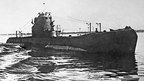 Submarino tipo Shchuka