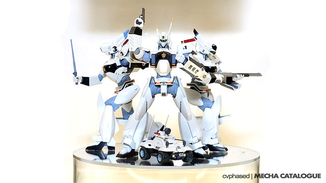 Tamashii Feature's 2016 - ROBOT Damashii <Side LABOR>