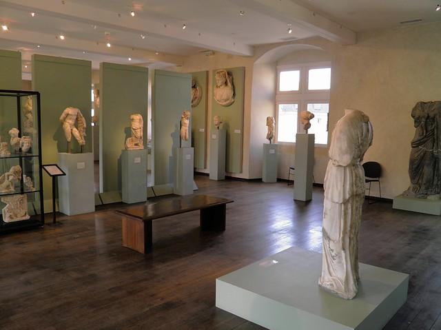 MSR, Musée Saint-Raymond, Villa romaine de Chiragan, Musée des Antiques de Toulouse