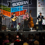 Fri, 16/03/2012 - 1:46pm - WFUV at SXSW 2012 in Austin, TX photo by Tim Teeling