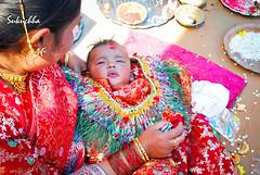 Pasni: A rice feeding ceremony