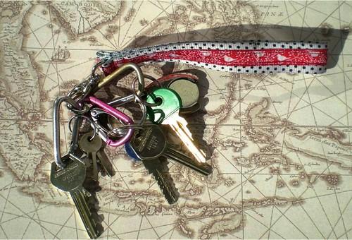 Schlüssel wieder da