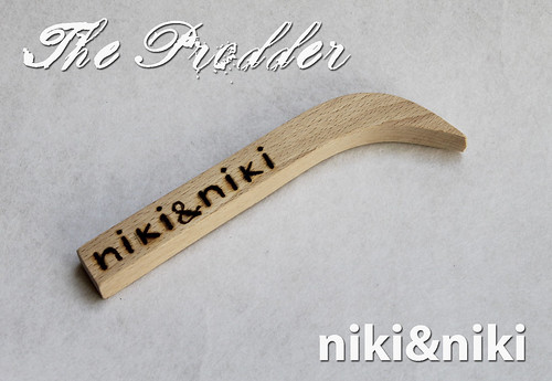 The Prodder from 'niki & niki'
