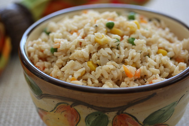 Over the Rainbow Brown Rice