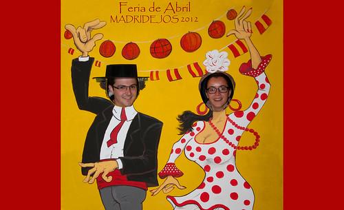 FERIA DE ABRIL 2012 EN MADRIDEJOS by José-María Moreno García = FOTÓGRAFO HUMANISTA