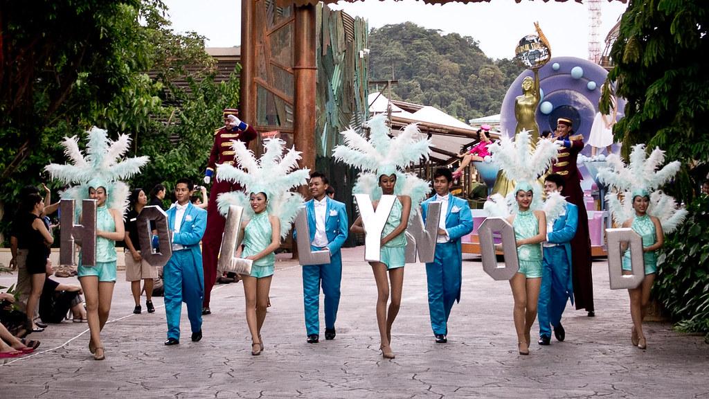 Hollywood Dreams Parade (April 2012)