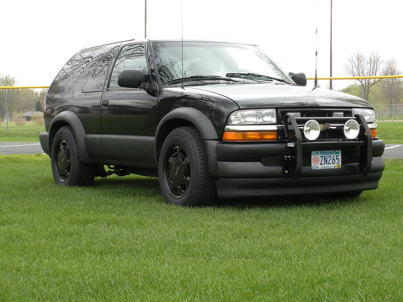 Pro Stock S10 : Lowered page