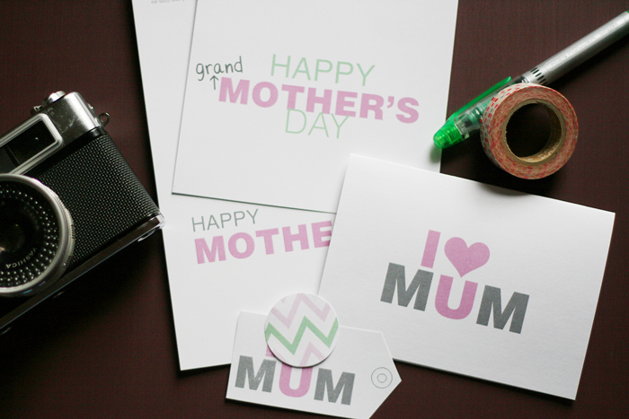{friday freebie} happy mother's day