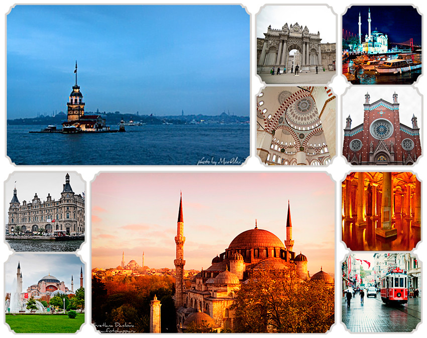 фототур в Стамбул