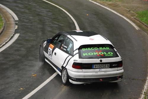 Rallysprint Ñañarri 2012