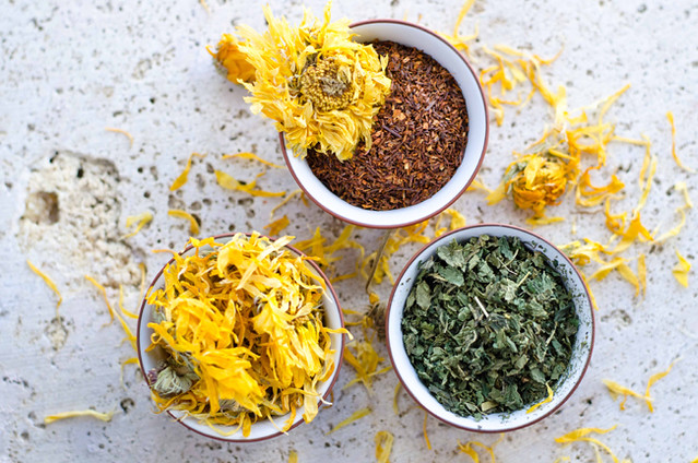 Nourishing Calendula Tea by Mary Banducci 5