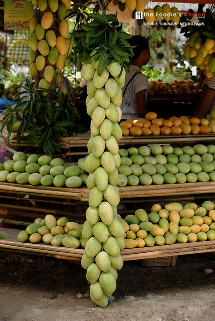 Sweet Guimaras Mangoes