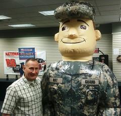WW Brett Hightower and Nat Guard