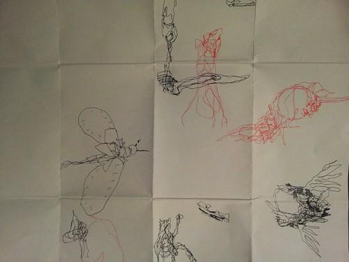 El vuelo del insecto by cardesin