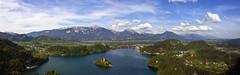 Panoramica Bled