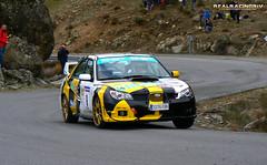 """III RallySprint """"San Segundo"""" 2012 - Luis Angel Paíno Álvarez/Manuel Salgado Alejo - Subaru Impreza"""