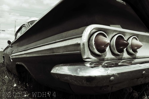 Six Taillights by William 74