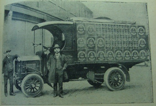 Pagefield Lorry 1909