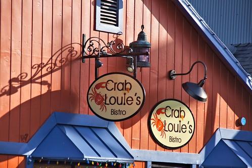 Crab Louie's, Santa Cruz Wharf