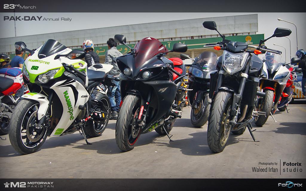 Fotorix Waleed - 23rd March 2012 BikerBoyz Gathering on M2 Motorway with Protocol - 7017393609 c8dc8977a5 b