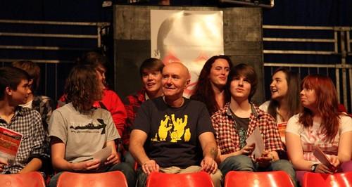 Irvine Welsh praises Edinburgh Festival