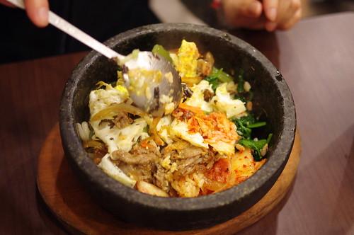 KR 陽明山 吃烤肉