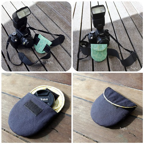 Camera Lens Pouches