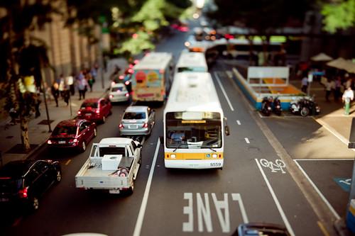 Baby Bus - Tilt Shift