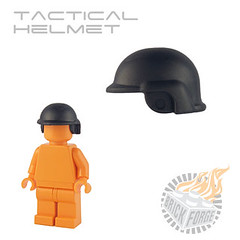 Tactical Helmet - Carbon
