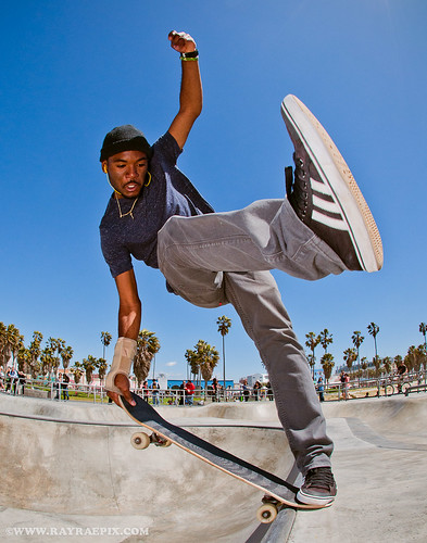 Venice Skate Park Picture of the Week 4-1-12