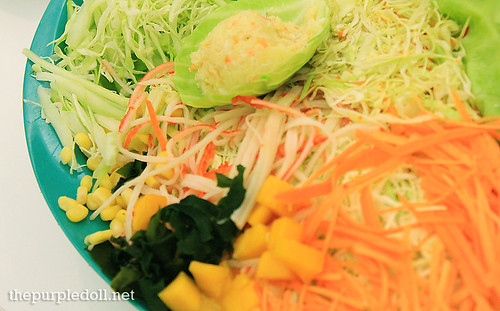 Healthy Mix Salad P255