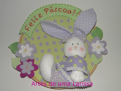 Feliz Páscoa by Artes de uma Larissa