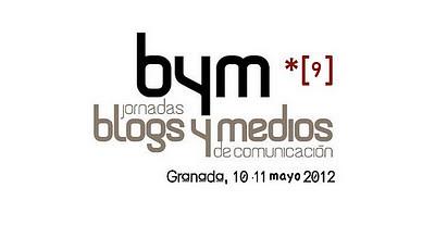 Logo IX Blogs y Medios de Granada