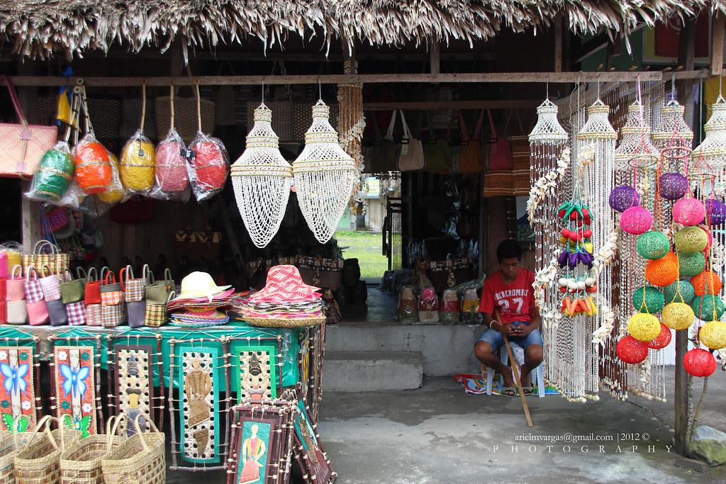 Souvenir Shop in Cagsawa, Daraga Albay