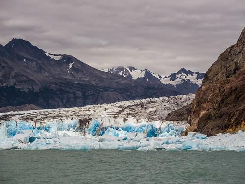 阿根廷的別德馬冰河,Rita Willaert攝。