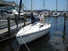 Sailboat - Capri 22'
