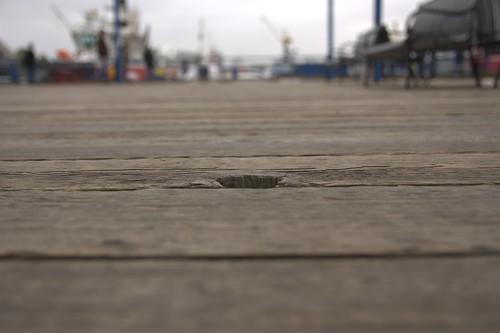 Plank Hole