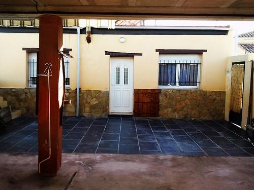 Casa Rural Singra-- Patio