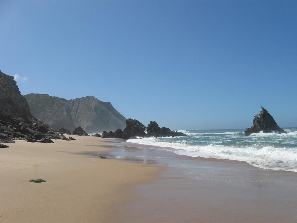 пляж адрага