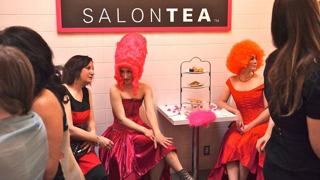 SalonTea Boutique | Granville Street, Vancouver