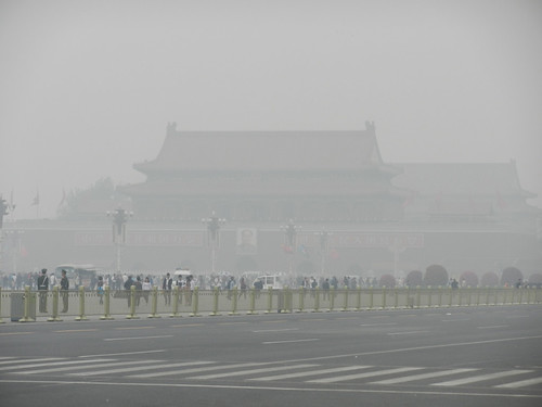 Tiananmen Square and Gate of Heavenly Peace, Beijing
