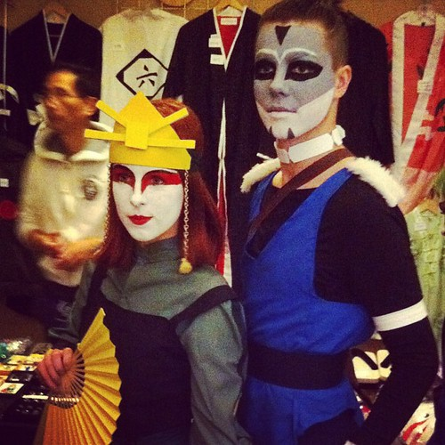 these two are awesome! #TheAvatarLastAirbender #Avatar #pcm2012 #geeks