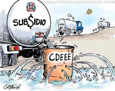 Subsidio CDEEE