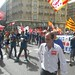 Madrid 27/06/12 Manifestación Estatal de Avanzit frente telefónica Gran Via